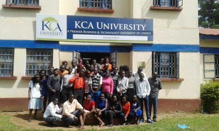 Courses offered at KCA university, diploma, degree, post graduate, certificate and short courses