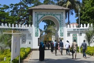 List of courses offered at the Technical University of Mombasa