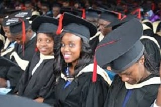 Univerdsity of Nairobi 63rd virtual graduation ceremony