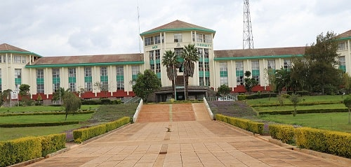 Courses offered at Moi University