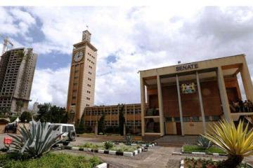 Kenya Senators and their names