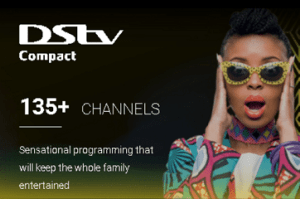 DStv compact package
