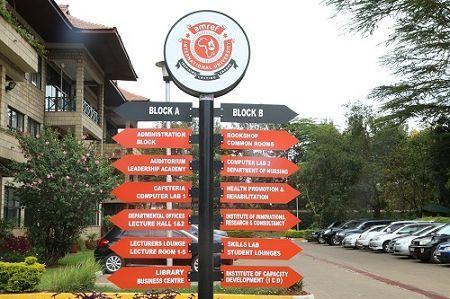 Amref University Kenya courses