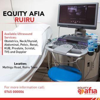 Equity Afia Ruiru services
