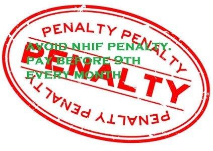 NHIF penalties