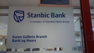 Stanbic bank Kenya branches