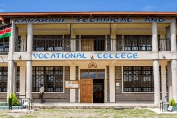 Kasarani Technical and Vocational College Courses and Fees