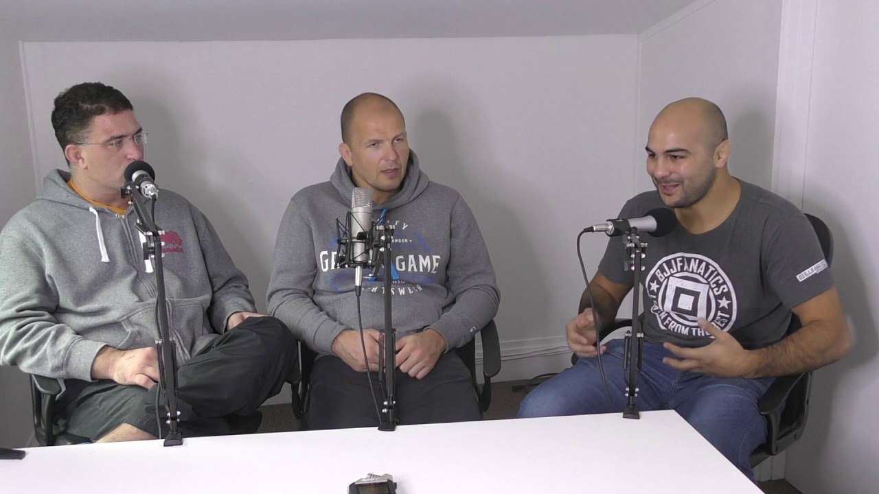 The BJJ Fanatics Podcast - Episode 2 - Pritt Mihkelson From