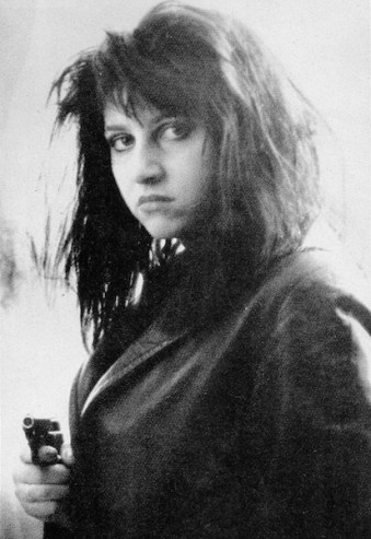 Lydia Lunch, Heavy Metal Magazin, April 1983