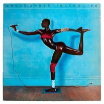 Jean-Paul Goude Grace Jones, Island Life, 1985 © Island Records