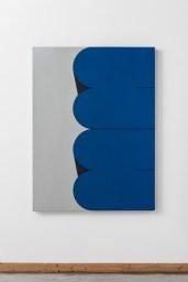 Fritz Schwegler: Für E.S. Requium, EN 1845 (1968), Holz, lackiert / 160 x 120 x 8 cm © VG-Bild-Kunst, Bonn 2016, Foto: Frank Kleinbach