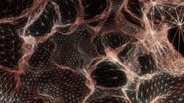Can Büyükberber: Morphogenesis (2016) VR Installation, Still. © Can Büyükberber