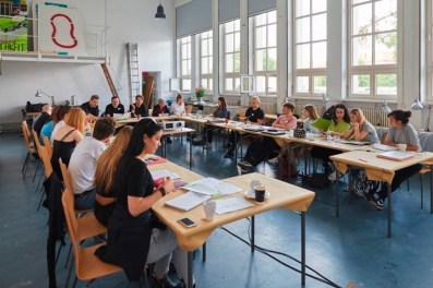 Auftakt-Workshop in Berlin, Foto: Bernhard Ludwig © Goethe-Institut