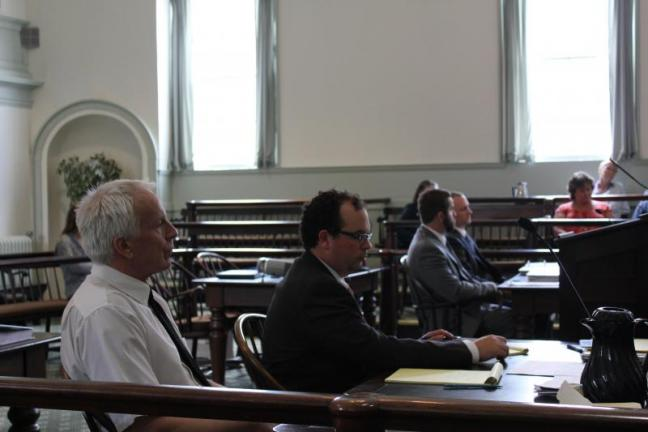 Superior Court. SUE MELLO/Boothbay Register