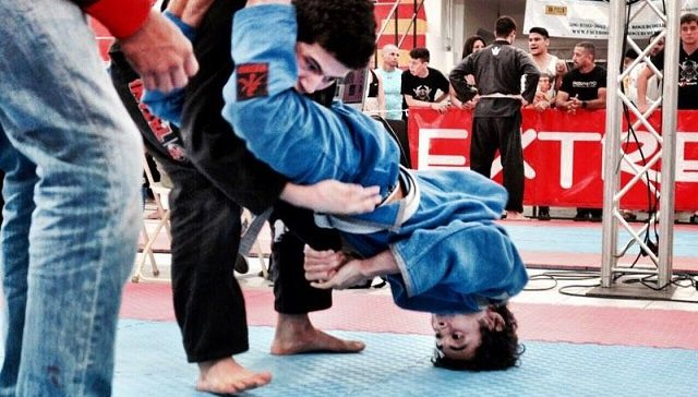 The 5 Most Serious Symptoms Of Jiu-Jitsu Withdrawal