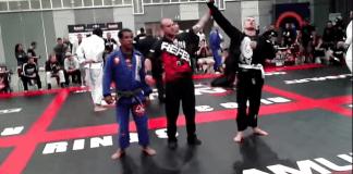 black belt vs white belt
