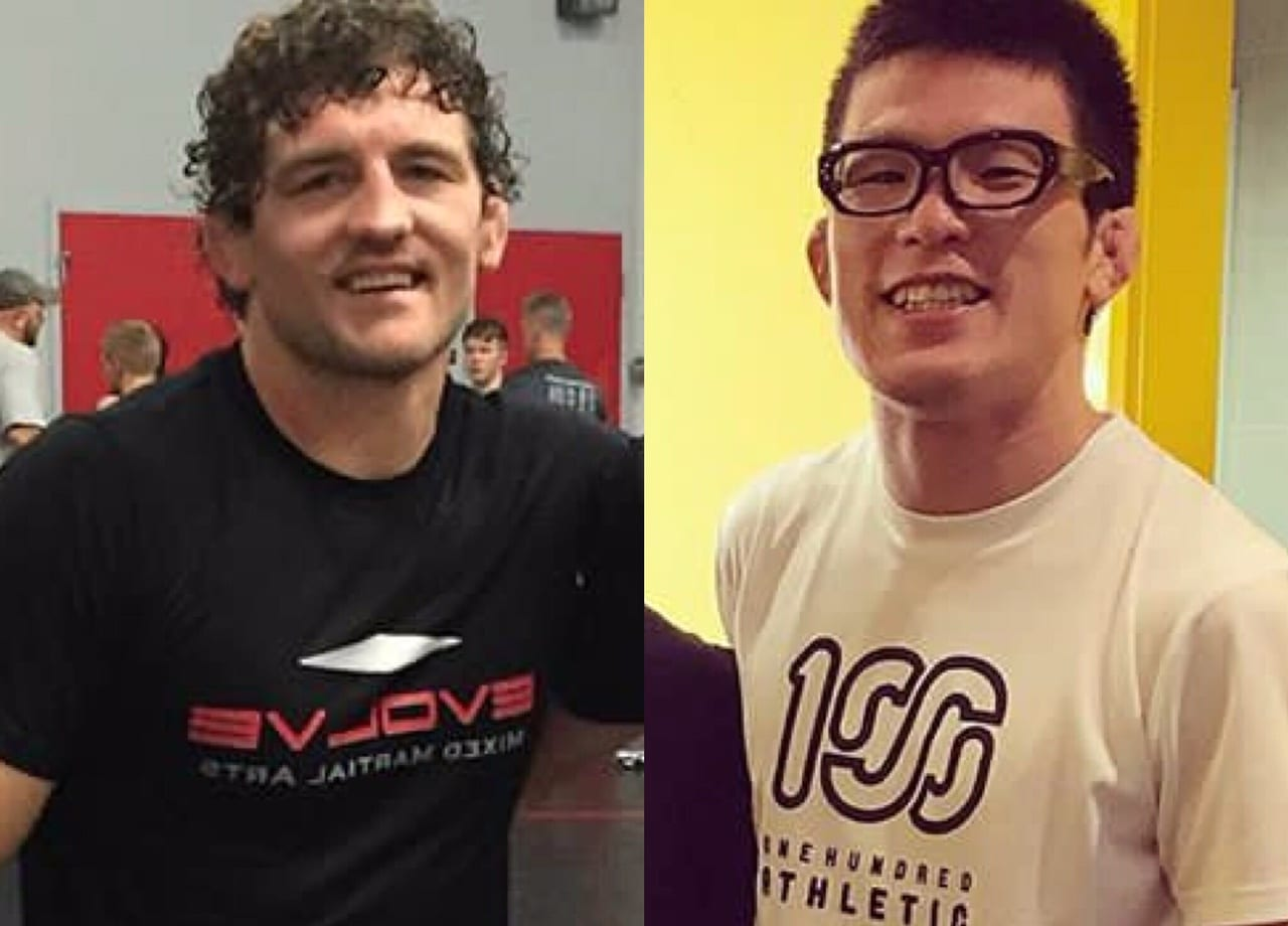 Ben Askren's Retirement Fight Set For November