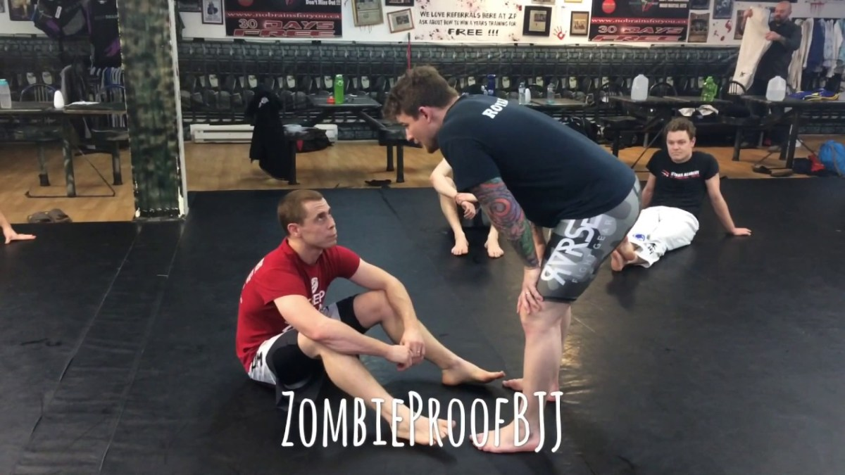 Rolling Kimura Entry For Beginners