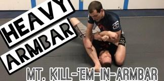 Mount Kill-Em-In-Armbar