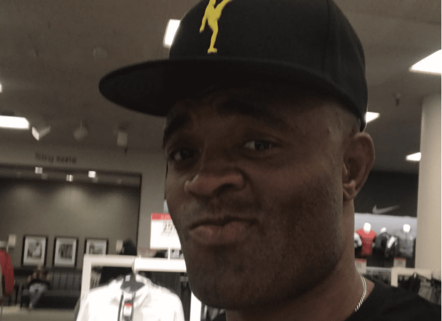 Anderson Silva in trouble again after positive doping test
