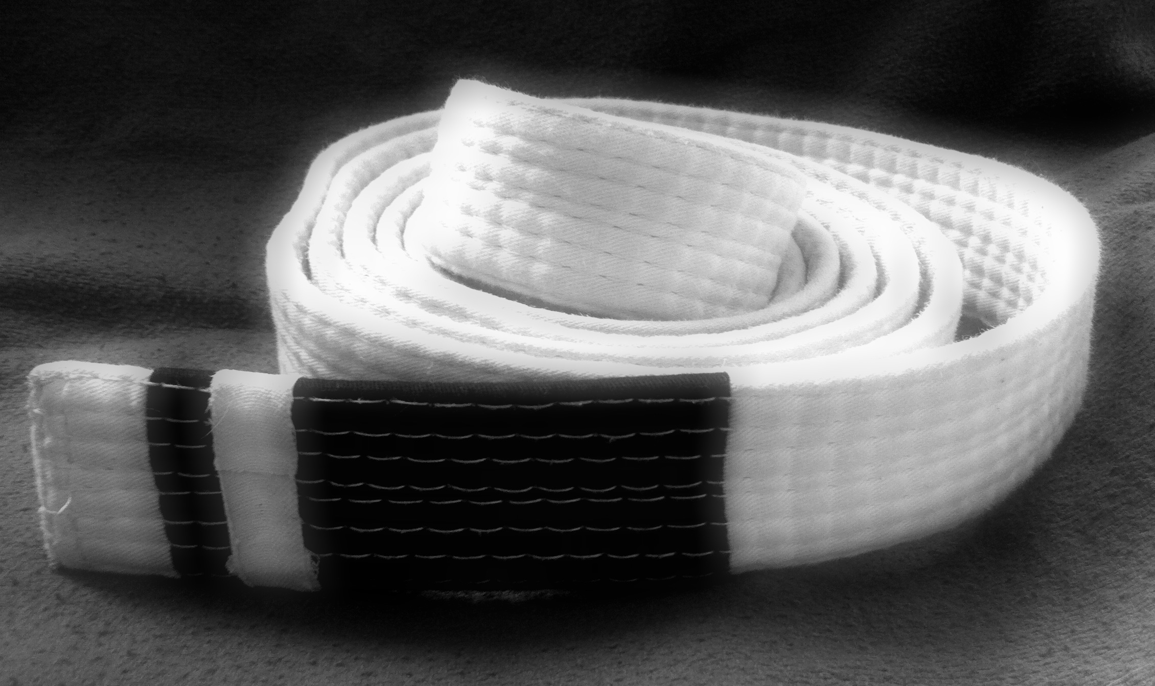 BJJ White Belt