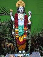 Dhanvantari, the presiding deity of Ayurveda