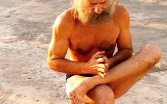 Yogi in Meditation