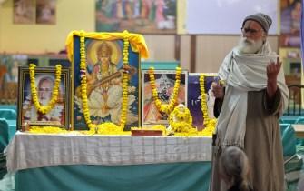 Jagadananda prabhu's GGM inauguration speech