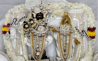 Radha Madan Mohan of Bhattaji Mandir