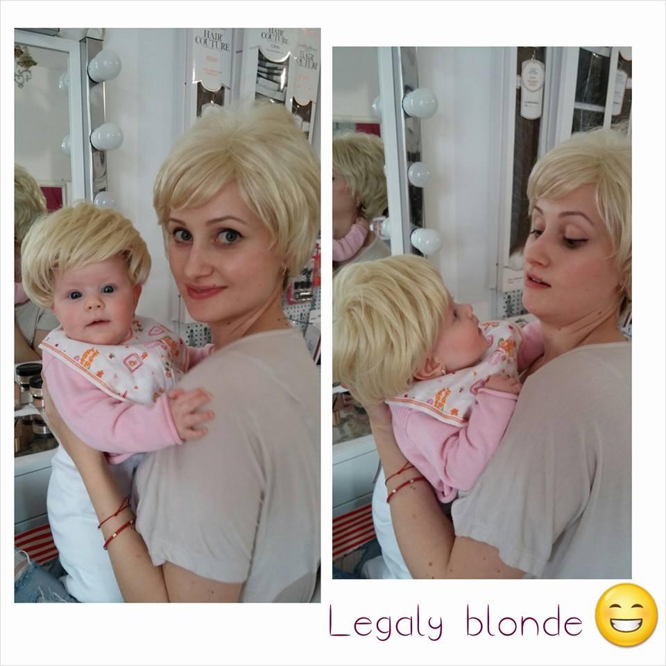 peruci blonde