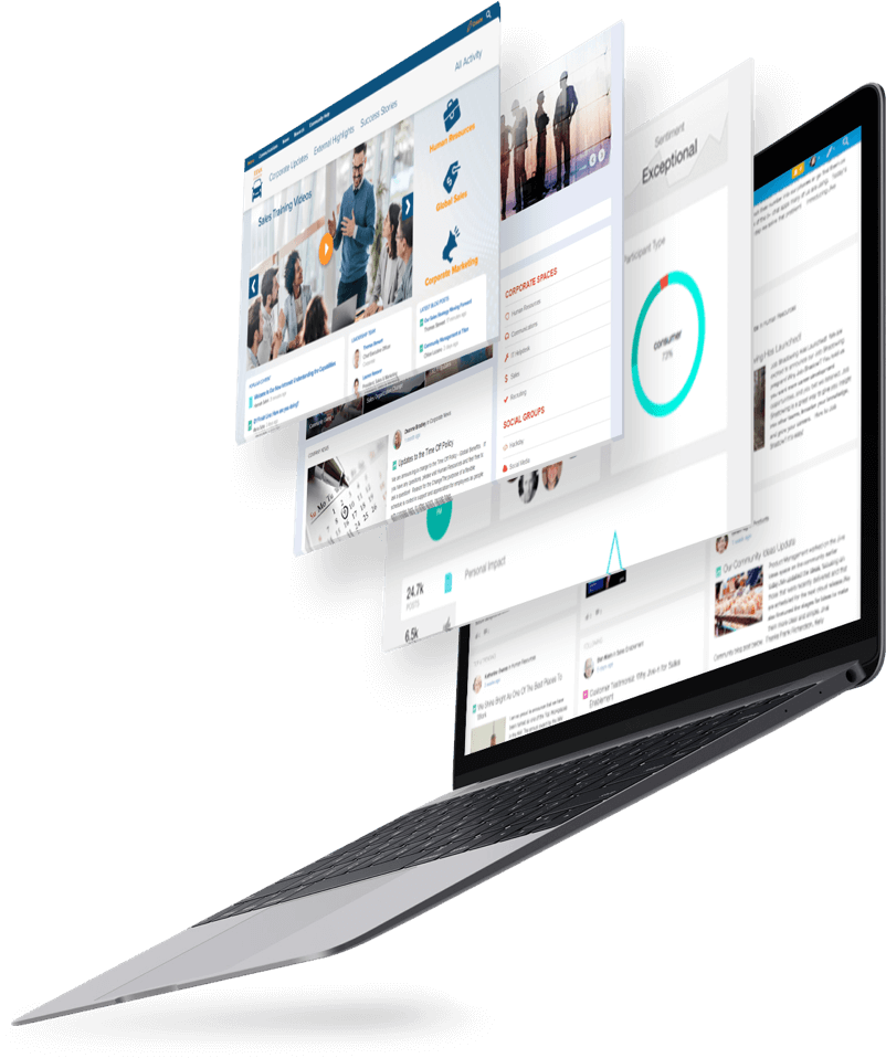Intranet Features Functionality Jive Software