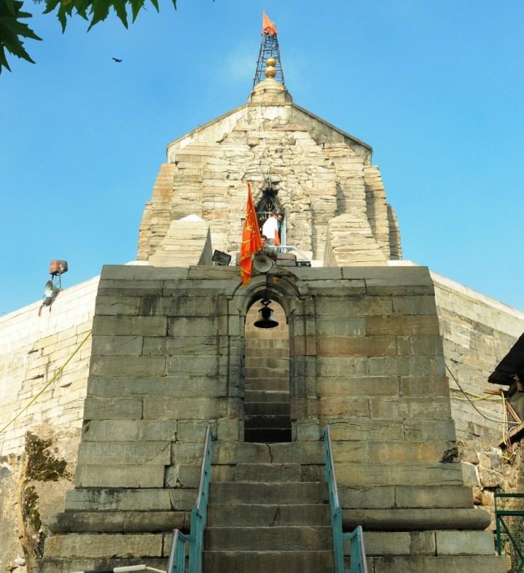 Ancient Shankaracharya_Temple