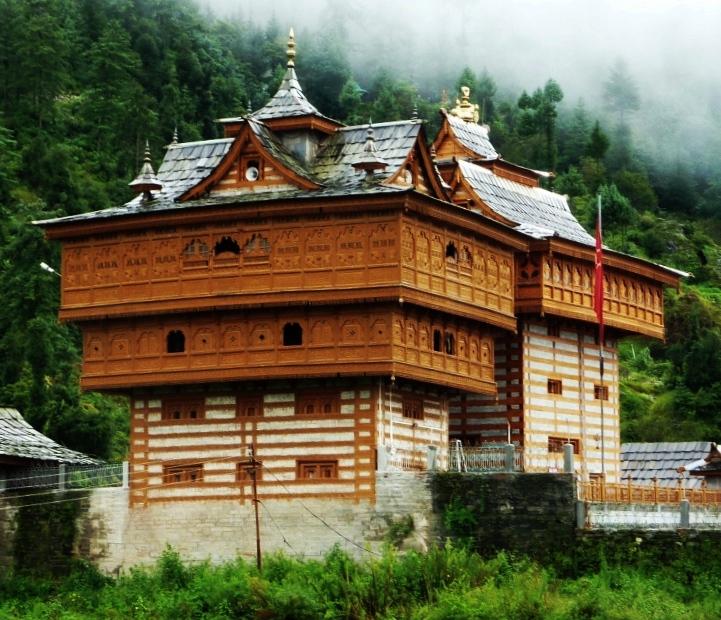 Bhimkali Temple - Himachal Pradesh