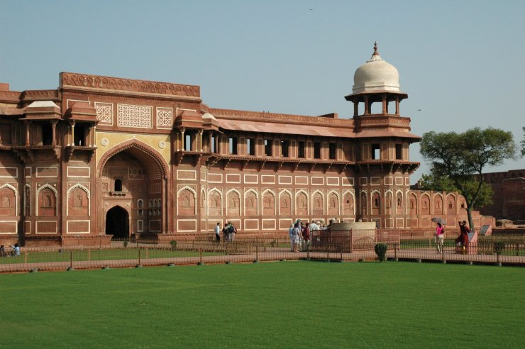 Agra Fort Palace