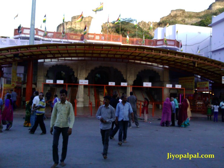 Lord Ganesh - Moti Dungri Temple - Jaipur