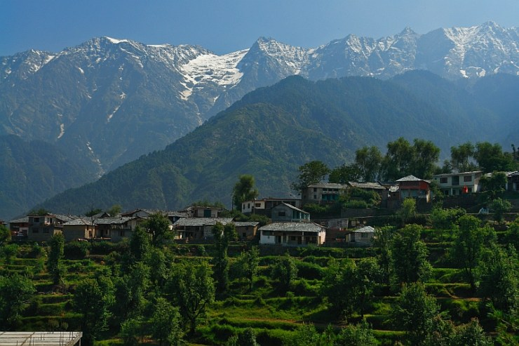 Dharamshala - A popular hill station