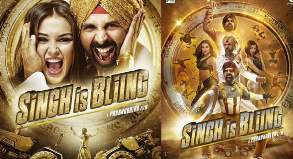 Singh is bling - Movie Review