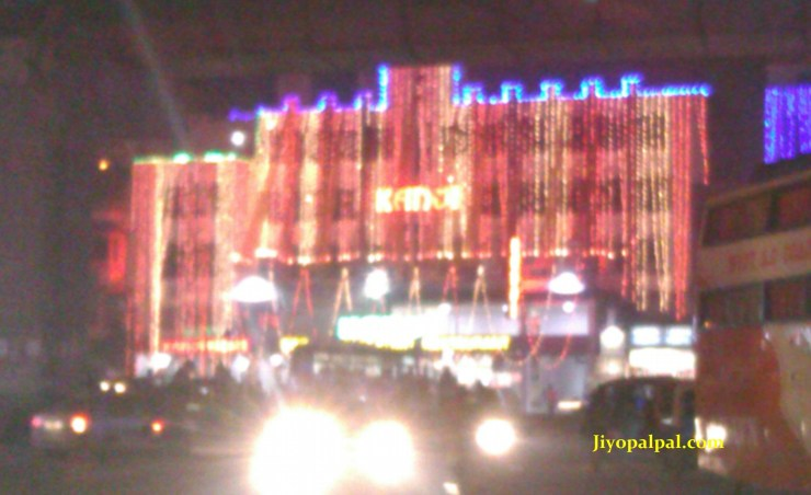 Deepavali Celebration in Jaipur - Rajasthan