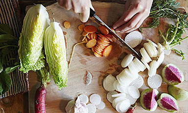 Top 10 Healthy Cooking Habits,
