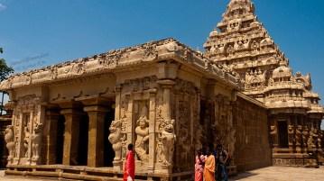 Kailasanathar Temple - Kanchipuram - Tamilnadu - India