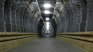 Ramanatha Swamy Temple - Rameshwaram - Tamilnadu - India