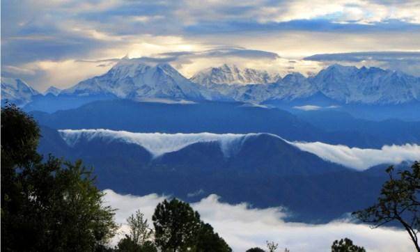 Kausani - Uttarakhand - India