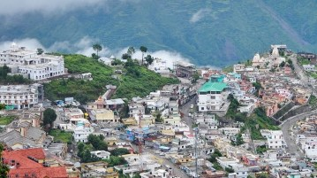 Tehri Garhwal - Worship, relax and thrill all at one place