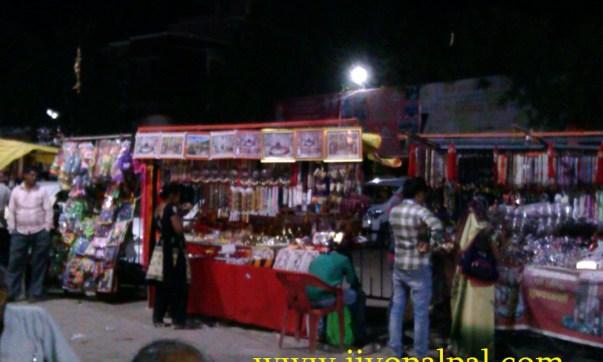 Market_near_ Mahakal_ Mandir_Ujjain_MP_India