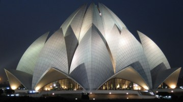 Lotus_Temple_ South Delhi_India
