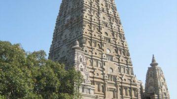Mahabodhi Temple - Bodhgaya