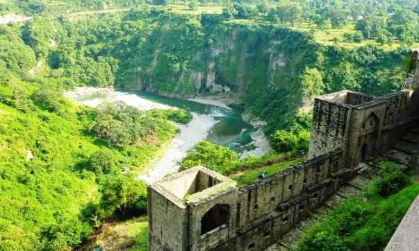 Kangra fort- Himachal Pradesh