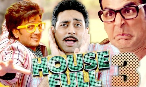 Housefull3 - Movie Review