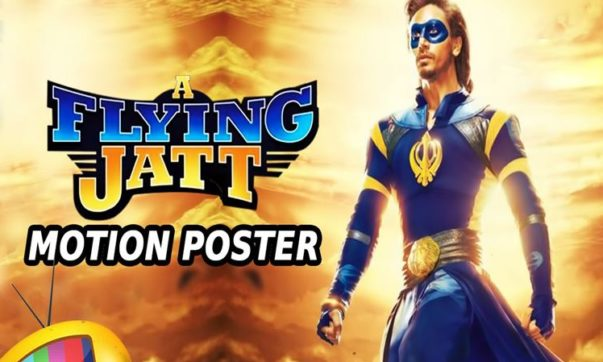 A Flying Jatt Movie
