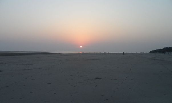 Bakkhali west bengal